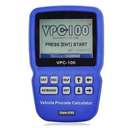 Wholesale VPC Hand Held Vehicle PinCode Calculator with Tokens VPC100 Pin Code Calculator Reader VPC Auto Key Programmer