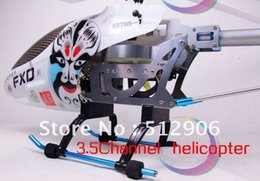 Wholesale R C plane channel electrical airplane Chinese Opera picture design powerful shattler Resistant