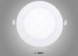 Wholesale LED w W panel lamp W w W W w LED downlight embedded ceiling lamp downlight are worth buying