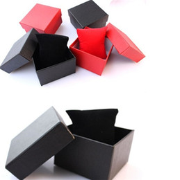 Wholesale Suit Case Store Present Gift Boxes Case For Bangle Jewelry Ring Earrings Wrist Watch Box Watch Gift Box