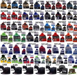 Wholesale 2015 Team Beanies Caps Pom Sports Hats Mix Match Order Teams All Caps in stock Knit Hat Top Quality Hat More Styles