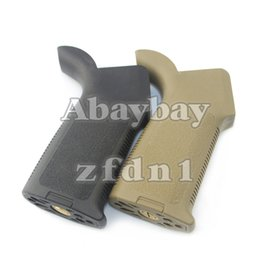 Wholesale Drss Marked Version PTS M OE Grip Black tan For AEG AR15 M4 For Hunting