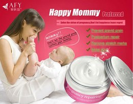 Wholesale Pregnancy repairing cream Skin Body Cream stretch marks remover scar removal powerful postpartum obesity crema estrias G