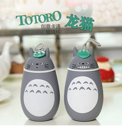 Wholesale Hot Jas nonsingular totoro glass Double glass fashion Creative cartoon gifts cups manufacturers custom gift