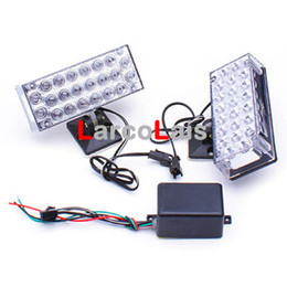 US 44 LED FIRE EMS FLASHING Strobe Lights R B Bulbs -R DLCL8607