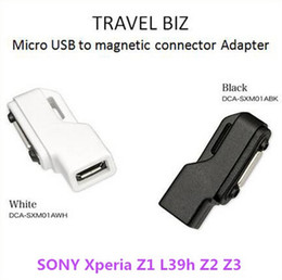 Magnetic Micro USB to Magnet Charger Adapter For Sony Xperia Z1 Z2 z3