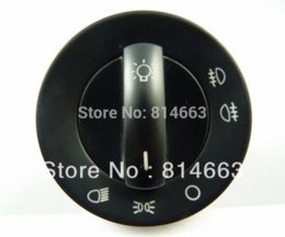 New Headlight Switch Lichtschalter Fit VW Caddy New Beetle Polo Transporter Sharan 6Q0941531C   6Q0 941 531 C (HSVW005) M9167