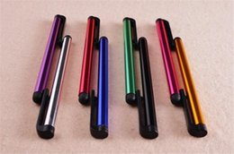 2016 New Hot Sell Capacitive Stylus Pen Touch Screen Pen For ipad Phone  iPhone Samsung  Tablet PC