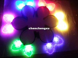 led Hair clip lighting Kids accessories headwear women fashion party supplies new arrival items 20pcs lot 2 different style