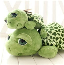 Wholesale cm Love Apartment lovely Big Eyes Small Turtle Tortoise Doll Baby Toy Cute Doll Plush Toys Girls Gifts
