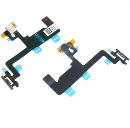 Wholesale Power On Off Button Flex Cable for iPhone 6
