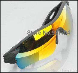 Gafas de diseño fresco en venta-20pcs gafas de sol fresca estupenda de medio formato lentes de resina marco Negro MensSports viento de los anteojos diseñadores Mujeres Sun Glasses