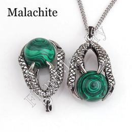 Hot Sale Natural Stone Trendy Pendant men fashion Jewelry Reiki Amulet 10Pcs