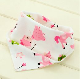 Hot Sale Newborn Baby Bibs Waterproof Bib Bandana Bibs For Baby Girls Boys Bib Clothing