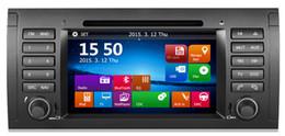 Wholesale Car Dvd Gps Navi Audio for BMW M51995 E39 E53 BT CDC DVD GPS IPOD RDS RADIO VIDEO AUX USB SD CAN BUS