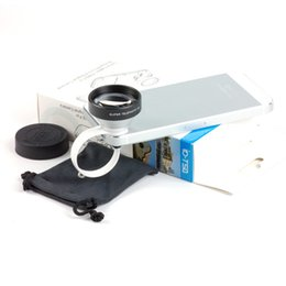 Universal Clip 5x Super Telephoto Phone Camera Lens for iPhone iPhone 5 5s Samsung S4 Note 3 Nexus 5 HTC One etc