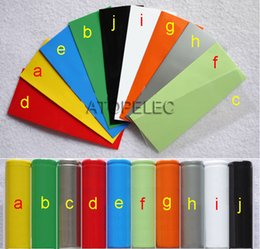 Wholesale 10pcs Battery Wrap PVC Heat Shrink Tubing Pre cut Precut