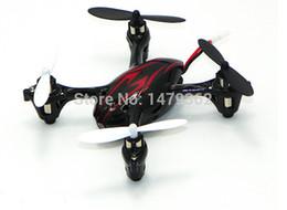 2016 drones de caméras aériennes Gros-FY 310 H108C Mini 4CH caméra aérienne LCD Quadrirotor Aircraft Télécommande Drone HubsanH107Cer RC Helicopter UFO Gyroscop drones de caméras aériennes offres
