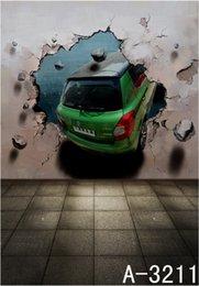 Wholesale 600CM CM Automotive wall hole3d backgrounds studio D baby backgrounds studio