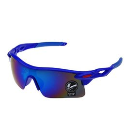 Wholesale-2015 NEW Cycling glasses UV400 outdoor sports windproof eyewear mountain bike bicycle motorcycle glasses sunglasses A010139