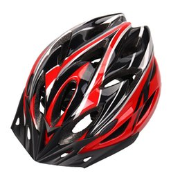 Wholesale 3 Colors Ultralight Cycling Helmet Breathable Bicycle Helmet Women Men Integrally molded Bike Helmet Visor CYC_807