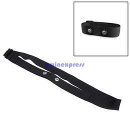 Wholesale Hot sale Chest Belt Strap for Polar Wahoo Garmin Wireless Sports Heart Rate Monitor Good Quality