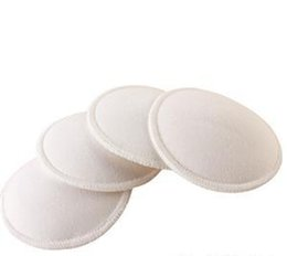 Wholesale 5 Pairs Reusable Washable Baby Feeding Breast Maternity Nursing Pad Leakproof Thickening Anti Overflow Pregnant Women Bra Pad Mom