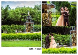 6.5*10FT(200x300CM)Wedding Backgrounds Photography Backdrops Romantic Fonds Fotografia Vinyl Backdrops For Photographic Backdrops cm-6909