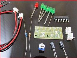 Wholesale KA2284 five o clock LED audio level indicator kit electronic production suite level indicator module