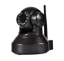 IP HD720P Wifi IP Camera wireless Support 64G Sd Card And Two Way Audio WIFI P2P Onvif HD IP Network Security Cam