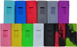 For Joyetech Cuboid 150W TC E cig Electronic cigarette Silicone Case Skin Cover Bag Pocket Pouch Accessories Box
