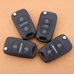 Kia lion running Chi running K2K5 Hyundai Yue move i30ix350 Reina remote control car flip folding key shell