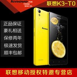 Wholesale White yellow Lenovo Lenovo K30 T non phone music lemon K3 Lenovo Lenovo A880