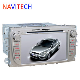 Wholesale Car dvd gps player for Ford Focus Ford Mondeo S max C max Transit Fiesta Galaxy Kuga inch car dvd automotivo