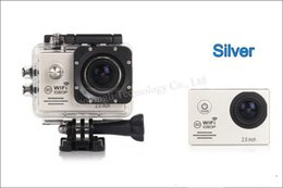 Wholesale BEST SJ7000 Full HD P Waterproof Action Camera WIFI Sports Camcorder Extra battery Charger