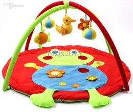 Wholesale Baby Play Gym Child Activity Play Mat Educational Discovery Learning Toys Infant Toddler