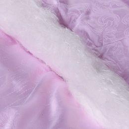 Descuento edredones de seda pura Venta al por mayor de alta calidad de 1,5 kg jacquard verano 100% edredón de la naturaleza pura de seda de morera edredón se elevó 100% algodón funda de edredón 180x220cm