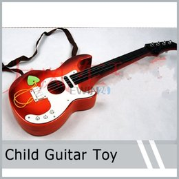 Wholesale Acoustic Guitar with Pick for Beginners Practice Kids Boys Girls Toy Gift New and Hot Selling