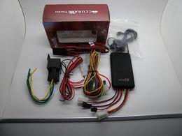 Compra Online Dispositivos anti-robo de coches-anti-robo de alarma alarma SOS Mini GPS / GSM / GPRS del perseguidor GT06 tiempo real global 4 bandas del vehículo del coche que sigue el dispositivo de alarma de exceso de velocidad ACC