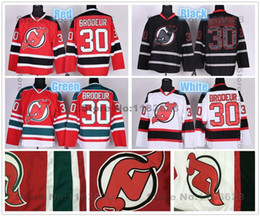 2016 New, New Jersey Devils Hockey Jersey #30 Martin Brodeur Jersey Red White Black Digital Camo Cheap Martin Brodeur Hockey Jersey