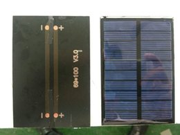 DIY 5V 200mA 1W 100 * 69мм панель эпоксидная солнечной солнечной энергии мини небольшой солнечной зарядки зарядное устройство Diy свободная перевозка груза FEDEX или UPS от Производители солнечная панель бесплатная доставка