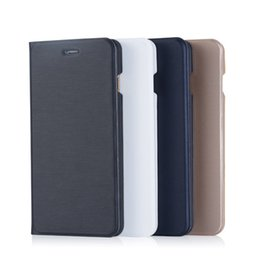 Wholesale Drawing Lines Fashion Style Clamshell PU leather Case Cover Skin Shell With Flip Kickstand Credit Card Slot For iPhone S PLUS