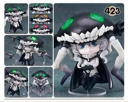 Wholesale Anime Cute quot Nendoroid Kantai Collection Kan Colle GSC Aircraft Carrier Wo class Boxed cm PVC Action Figure Modle Doll Toy