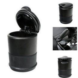 Wholesale 4s Special Auto Accessories Shelf Car Ashtrays Cans Can Be Mount Cigarette Butts Car Trash Cans Auto Parts Gadgets KL Online