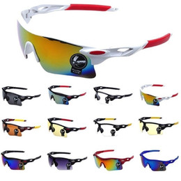 Hot wholesale Fashion Men Glasses UV400 Outdoor Sport Eyewear High Quality Driving Cycling SunGlasses Mountain Glasses egafas de sol hombre