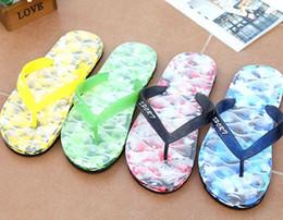 Wholesale Retail Summer Style Fashion Popular Men s Flip flops Sandals Casual Slip Resistant Massage Beach Sandals High quality Hot