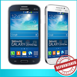 Wholesale 5x Samsung GALAXY Grand Neo Plus I9060I GSM G Unlock Dual Micro Sim Card inch HD Screen Quad Core Ghz RAM GB ROM GB MP MP Camera