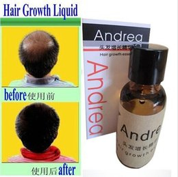 Wholesale Andrea Hair Growth Essence Hair Loss Liquid dense hair fast sunburst hair growth grow Restoration pilatory ML