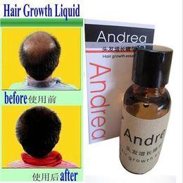 Andrea Hair Growth Essence Hair Loss Liquid dense hair fast sunburst hair growth grow Restoration pilatory 20ML