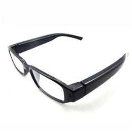 HD 720P Mini Glasses Camera Eyewear Camera Glasses Video Recoder Portable Security Camcorder Mini Sunglasses DVR